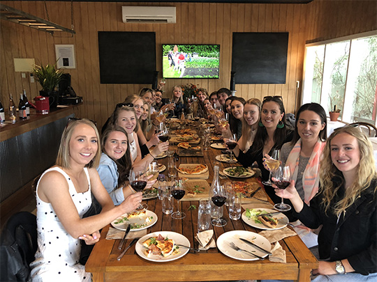 Mornington Peninsula Winery Tours Hens Day